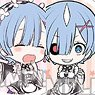 Re: Life in a Different World from Zero A lot of Rem Acrylic Strap (Set of 6) (Anime Toy)