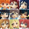 Toys Works Collection 2.5 Love Live! Sunshine!! (Set of 9) (PVC Figure)