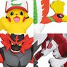 Pokemon Style Figure I Choose You! (Set of 10) (Shokugan)