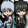 Gin Tama Words Rubber Mascot (Set of 8) (Anime Toy)