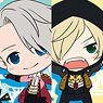 Can Badge [Yuri on Ice] 02/Blind (Set of 6) (Anime Toy)