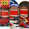 Domo-kun Mini Figure Set 1 (PVC Figure)