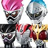 Kamen Rider Masker World 3 (Set of 10) (Shokugan)