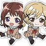 BanG Dream! Petanko Trading Acrylic Strap (Set of 10) (Anime Toy)