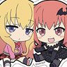 Gabriel DropOut Petanko Trading Acrylic Strap (Set of 8) (Anime Toy)