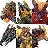 Capcom Figure Builder Monster Hunter Standard Model Plus Anger Ver.2 (Set of 6) (Completed)