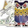 Monster Hunter XX Monster Icon Stained Mascot Collection Vol.2 (Set of 10) (Anime Toy)