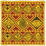 Monster Hunter XX Ethnic Pattern Cushion (6 Monsters) (Anime Toy)
