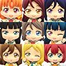 Color Collection Love Live! Sunshine!! (Set of 9) (PVC Figure)