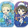 The Idolm@ster Side M Clear Clip Badge [Natsu] (Set of 10) (Anime Toy)