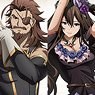 [Granblue Fantasy The Animation] Trading Clear Poster (Set of 8) (Anime Toy)