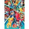 Digimon 20th Anniversary -Evolution Continues- (Jigsaw Puzzles)