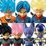 Dragon Ball Advarge 4 (Set of 10) (Shokugan)