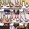 Fate/Apocrypha Utatane Collection (Set of 6) (PVC Figure)