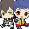 Petanko Trading Rubber Strap King of Prism: Pride the Hero (Set of 10) (Anime Toy)