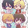[Hitorijime My Hero] Trading Mirror Charm (Set of 10) (Anime Toy)