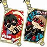 Metal Charm Gin Tama x Bukubu Okawa (Set of 10) (Anime Toy)