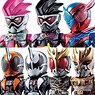 Converge Kamen Rider 7 (Set of 10) (Shokugan)