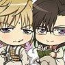 Saiyuki Reload Blast Trading Swing Badge (Set of 9) (Anime Toy)