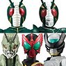 SHODO Kamen Rider VS 7 (Set of 10) (Shokugan)