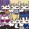 Fate/stay night: Heaven`s Feel Utatane Collection (Set of 6) (PVC Figure)