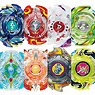 Beyblade Burst B-95 Random Booster Vol.8 Shelter Regulus.5S.Tw (Active Toy)