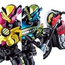 So-Do Kamen Rider Build [Build 4] (Set of 12) (Shokugan)