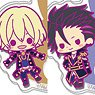 Clear Brooch Collection Tsukiuta. The ANIMATION (Set of 12) (Anime Toy)