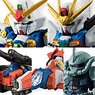 FW Gundam Converge Selection [Limited Color] (Set of 8) (Shokugan)