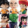 Dragon Ball Advarge EX -Dragon Children Vol.1- (Set of 10) (Shokugan)