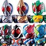 Converge Kamen Rider 8 (Set of 10) (Shokugan)