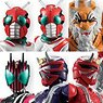 SHODO Kamen Rider VS 8 (Set of 10) (Shokugan)