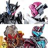 So-Do Kamen Rider Build [Build 6] (Set of 12) (Shokugan)