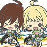 Rubber Strap Collection Animation [The Idolm@ster Side M] Vol.1 (Set of 10) (Anime Toy)