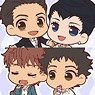 Welcome to the Ballroom Rubber Strap Duo Collection (Set of 8) (Anime Toy)