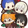 Eformed King of Prism: Pride the Hero Pon!tto Rubber Strap (Set of 6) (Anime Toy)