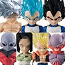 Dragon Ball Advarge 6 (Set of 10) (Shokugan)