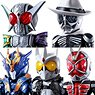 Converge Kamen Rider 9 (Set of 10) (Shokugan)