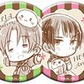 [Hetalia: Axis Powers] Trading Can Badge [Vol.2] Vol.1 (Set of 11) (Anime Toy)