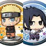 Can Badge Collection Naruto: Shippuden Arata na Jidai Dattebayo! (Set of 16) (Anime Toy)