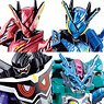 So-Do Kamen Rider Build [Build 8] feat SO-DO Kamen Rider Ex-Aid (Set of 12) (Shokugan)