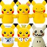 Pokemon Fluffy Doll (Set of 10) (Shokugan)
