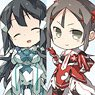 Yuki Yuna is a Hero: The Wasio Sumi Chapter/Hero Chapter Trading Yurayura Acrylic Key Ring (Set of 8) (Anime Toy)