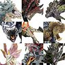 Capcom Figure Builder Monster Hunter Standard Model Plus The Best Vol.4.5.6 (Set of 9) (Completed)