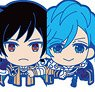 B-Project -Muteki*Dangerous- Ride Rubber Clip 2 (Set of 7) (Anime Toy)