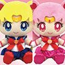 Pretty Soldier Sailor Moon S Nuimas Pair Set Super Sailor Moon & Sailor Chibi Moon (Anime Toy)