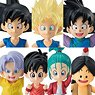 Dragon Ball Advarge EX -Dragon Children Vol.2- (Set of 10) (Shokugan)