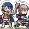Fire Emblem: Heroes Mini Acrylic Figure Collection Vol.1 (Set of 10) (Anime Toy)