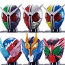 Kamen Rider Masker World 5 (Set of 10) (Shokugan)