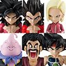 Dragon Ball Advarge 7 (Set of 10) (Shokugan)